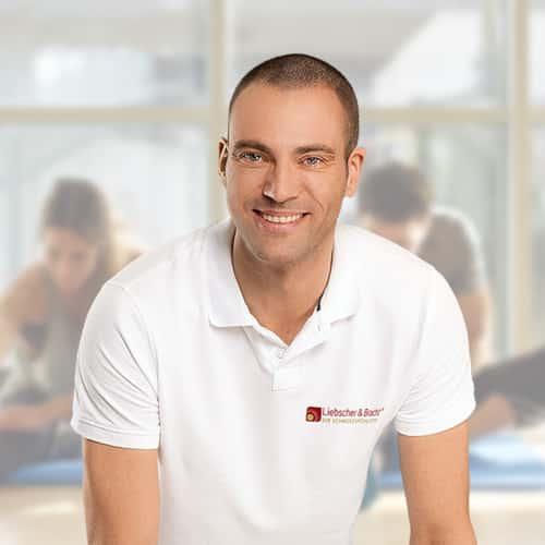 Liebscher und Bracht Therapeut Rocco Zühlke