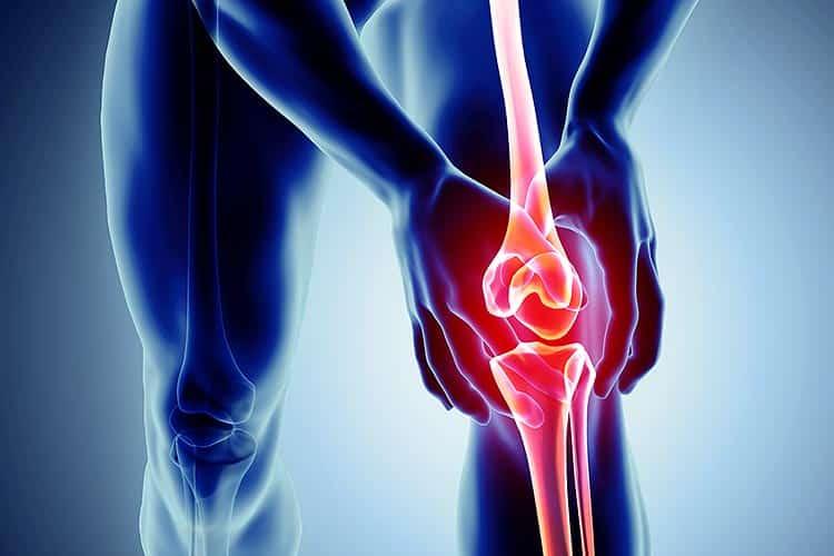 Knieschmerzen Symptomatik, Ursachen und Schmerztherapie gegen Knieleiden