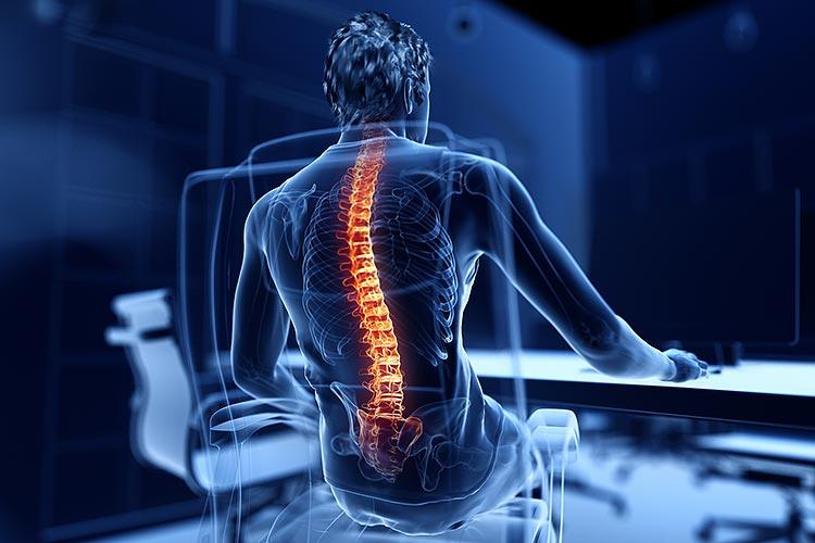Rückenschmerzen Funktionsweise und Behandlungsmöglichkeiten nach Liebscher Bracht in Berlin.
